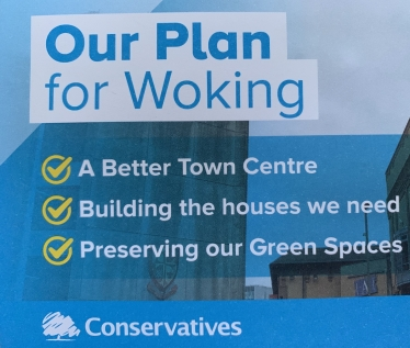 Our Plan for Woking